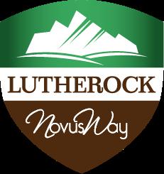 Lutherock logo